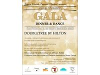 INEDEM's First Annual Fundraising Gala, Dinner & Dance