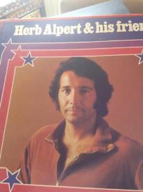 Boxedset of 10 vinyls herb alpert