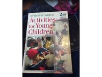 Activities for young children book