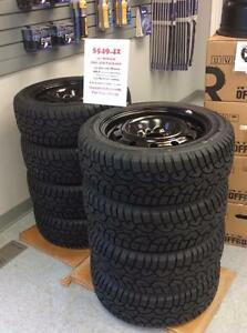 "16"" Winter Tire/Rim Pacakge ""205/55r16"""