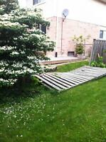 FENCE REPAIR!!! Mississauga,Oakville , Burlington