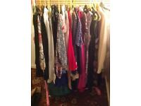 Women's clothing size 10/12 40 items
