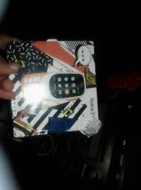 Nokia mobile phone dual sim 3310 new
