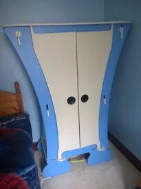 childs unusual wardrobe /as new