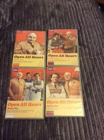 Open all hours series