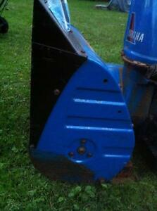 YAMAHA YS624 SNOWBLOWER/THROWER WITH PLASTIC FUEL TANK Windsor Region Ontario image 9