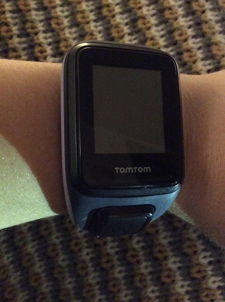 Tom tom spark 3 GPS fitness watch