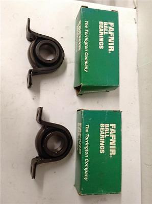 2 Fafnir Ball Bearings  1 316
