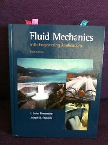 OIQ: Fluid Mechanics with Engineering Application 10Edition