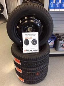 *****205/55r16***** Winter Tire and Rim Package