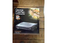 Brand new George Foreman Grill