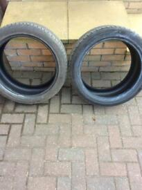 Tyres Continental 235/40 R18