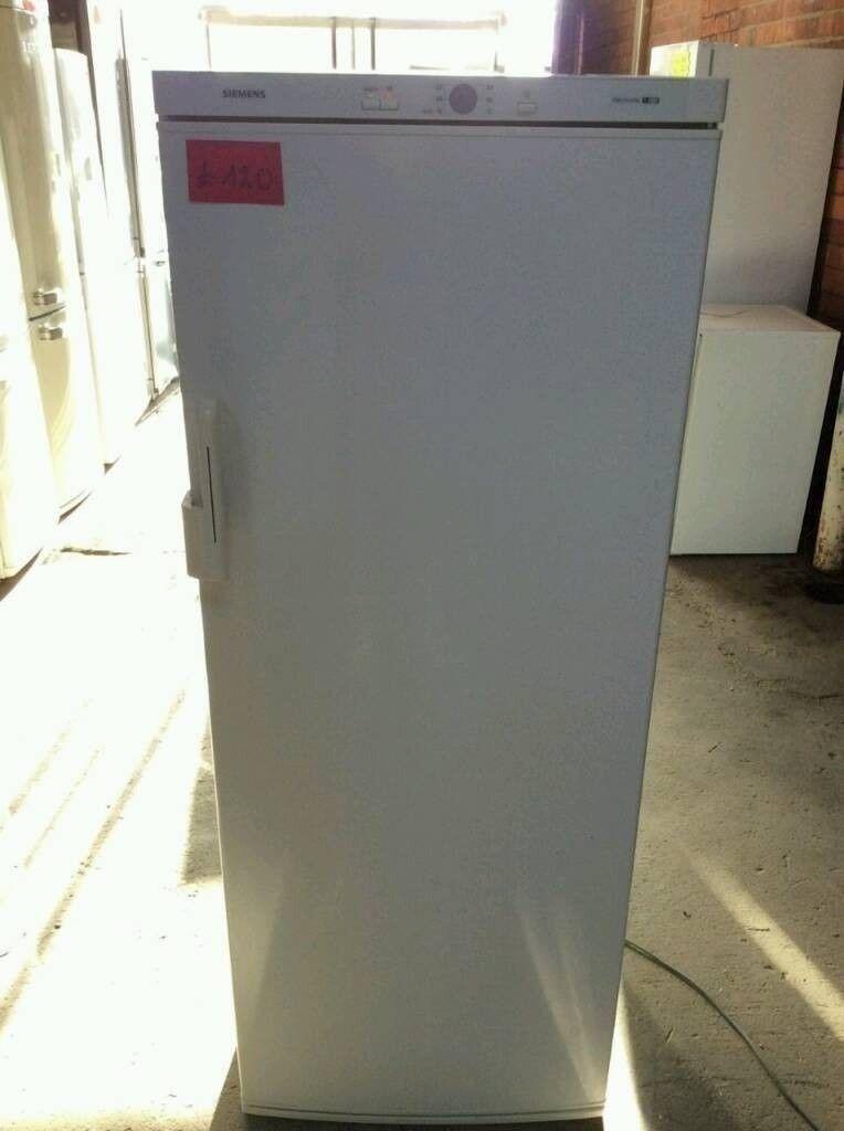 Siemens White Tall A++ Class Freezer