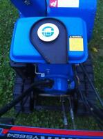 YAMAHA YS624 SNOWBLOWER/THROWER WITH METAL FUEL TANK
