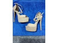 Essex glam heels