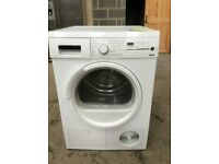White Siemens 8.5Kg Condenser Tumble Dryer in Good Working Order And Condition