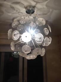 Next large ceiling light
