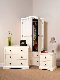 Quebec Bedroom Furniture Set **Home Delivery Available**