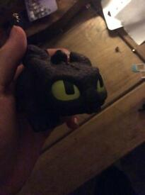 How to train a dragon toothless bath toy
