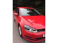 2015 Volkswagen Golf 7 1.2 Petrol Manual
