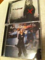 Avril Lavigne cd let go and under my skin