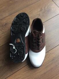 Men's Dunlop golf shoes