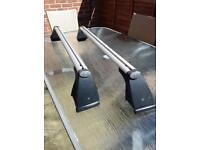 Roof bars Mercedes cl203