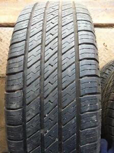 "4 - Honda Civic 14"" 4 Bolt (4X100) Steel Rims mounted and balanced with Good Maxtour All Season Tires - 185/65 R14"