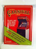 Carnival by Sega For Atari 2600 - Sealed for 30 years