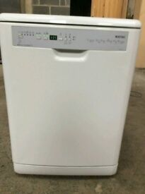 Maytag A++ Class Full Size Dishwasher in White