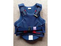Child's Horse Riding Body Armour