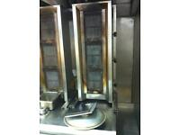 Archway double doner machine