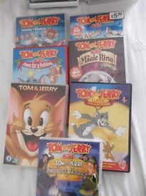 Kids Dvds Tom and Jerry