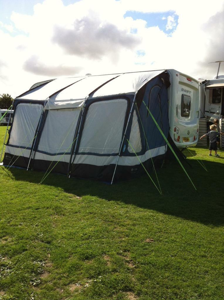 Outdoor Revolution Compactalite Pro 400 Caravan Porch