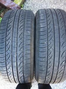 2 - Pirelli All Season Tires with Great Tread - 235/55 R17