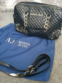Genuine Armani jeans bag ,radley,lulu guinness, diesel plus more