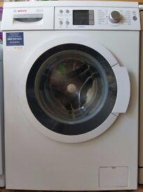 Washing Machine - Bosch Exxcel 8 WAQ28461GB_WH - 3 years old