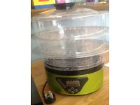 Three Tier Electric Steamer (Collection Only Item BS3)