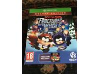 South Park The Fractured But Whole Deluxe Edition Xbox One