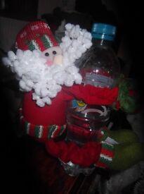 Santa clause Hugers for Wine bottles