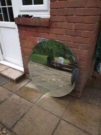 Mirror Bevelled