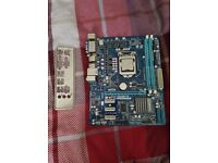 MOBO BUNDLE - Gigabyte GA-H61M-D2-B3, 4GB DDR3, INTEL G620