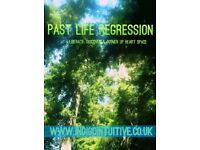 Past Life Regression Afternoon - October 29th Purple Dove Studio 1-5pm