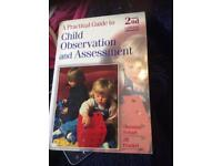 Child observation and assessment