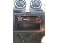 Black Ford Fiesta Zetec 1.2