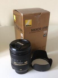 Nikon Nikkor 16-85mm f/3.5-5.6 G ED VR lens