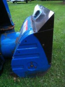 YAMAHA YS624 SNOWBLOWER/THROWER WITH PLASTIC FUEL TANK Windsor Region Ontario image 3
