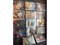 Playstation 2 ps2 with 14 games