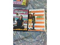 ANGUS, THONGS AND PERFECT SNOGGING AND JUNO