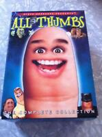 All Thumbs - The Complete Collection - DVD